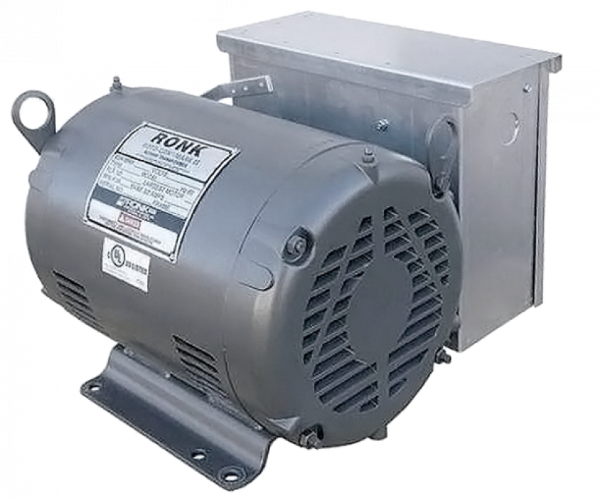 rotary phase converters  ronk electrical industries