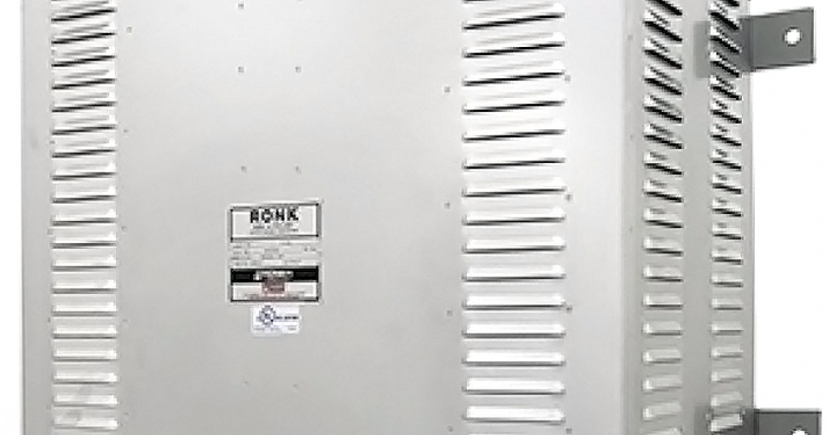 Static Phase Converters | Ronk Electrical Industries